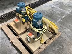 Neptune 30GPH Pumps