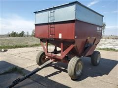 M&W Little Red Wagon Dual Compartment Gravity Wagon