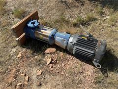 Goulds Water Pump W/Baldor Electric Motor