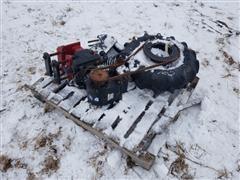 John Blue Double Piston Fertilizer Pump
