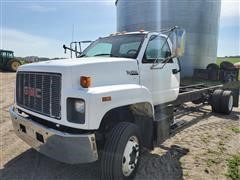 1994 GMC Topkick C6H042 S/A Cab & Chassis