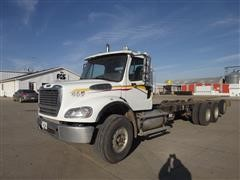 2008 Freightliner M2-112 Tri/A Cab & Chassis