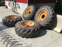 Galaxy 17.5-25 Tires & Rims