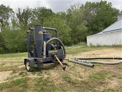 1996 Thor ConveyAir 5005 Grain Vacuum