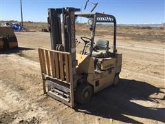 Hyster 60 Forklift (INOPERABLE)