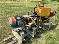T-L Hydraulic Pumper