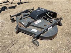 2010 Bobcat 90 Skid Steer Quick Attach Shredder Mower
