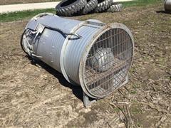 Behlen LP Gas Bin Heater W/ Fan