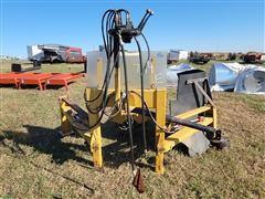Miller Machine Works M50E Stump Grinder