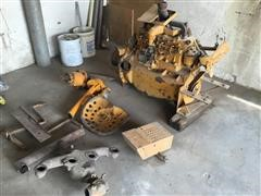Minneapolis-Moline RE Stationary Engine