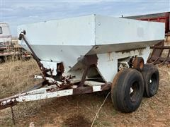 Coop Dry Fertilizer Spreader