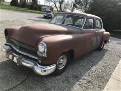 1951 Chrysler Windsor Deluxe 4-Door Sedan