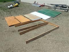 Doors, Plywood & Shelving