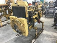 Caterpillar 3056 Turbo Diesel Power Unit