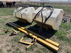 Ag-Chem 250 Gallon Saddle Tanks