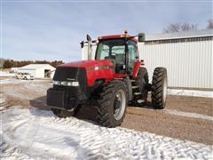 2001 Case IH MX180 MFWD Tractor