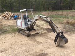 Takeuchi TB025 Mini Excavator
