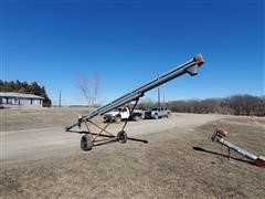 Hutchinson Loading Auger