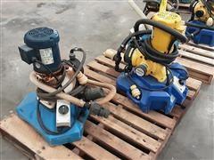 Agri-Inject Fertilizer Injector Pumps