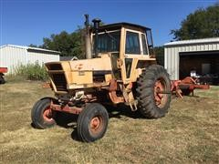 1970 Case 1070 Agri King 2WD Tractor