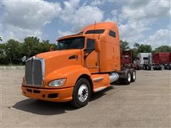 2009 Kenworth T660 T/A Truck Tractor
