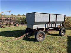 10' Rear Dump Wagon