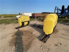 Demco 250 Gallon Saddle Tanks