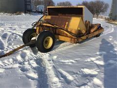 Soil Mover 50-RF Pull-Type Scraper