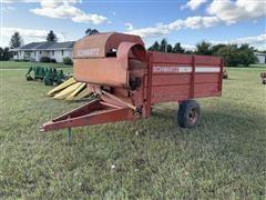 Schwartz 130 Feed Wagon