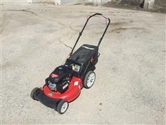 Troy-Bilt 11A-B2AQ723 Push Lawn Mower W/Bagger