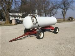 1,000 Gallon Fuel Tank