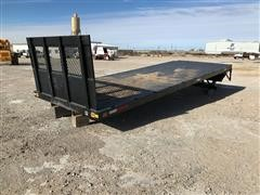 Knapheide Flatbed W/Electric Tailgate Lift