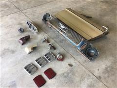 Ford Mustang Car Parts