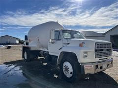 1994 Ford F700 S/A Propane Delivery Truck
