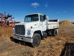1973 Ford LN800 S/A Dump Truck (INOPERABLE)