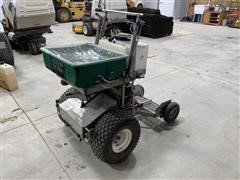 Perma-Green Supreme Ride-on Ultra Spreader Sprayer (INOPERABLE)