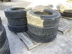 Michelin XDA2 275/80R22.5 Tires