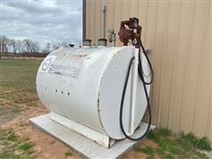 2006 1000 Gallon Fuel Tank