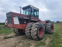 International 4386 Articulated 4WD Tractor