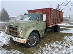 1970 Chevrolet C50 S/A Grain Truck