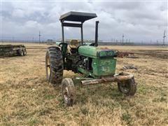 John Deere 2750 2WD Tractor (Inoperable)