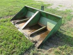 Gnuse L92 3 Point Rear Bucket