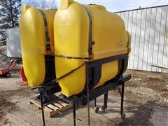 Demco Dual Saddle Tank System