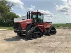 2006 Case IH STX 480 QuadTrac Track Tractor