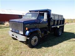 1988 GMC Top Kick S/A Dump Truck