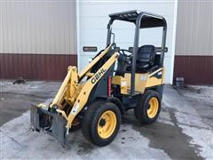 2014 Gehl 140 Articulated Compact Wheel Loader