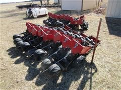 Case IH 1200 Row Units, Vacuum Fan, Seed Plates & Monitor