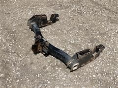 2014 Chevrolet Factory Receiver Hitch