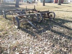 Ford Model T Frames