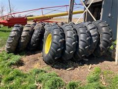 T-L 14.9-24 Pivot Tires & Rims